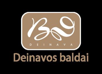 Deinavos baldai logo kvadratinis PNG