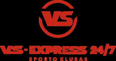 VS-EXPRESS logo vertikalus